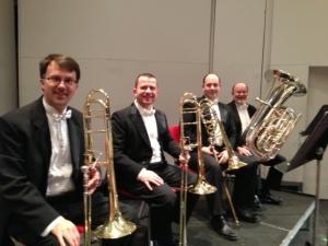 Zsolt Szabo with Illinois Symphony Orchestra