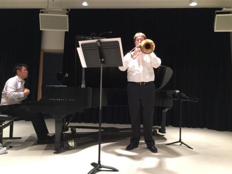 Yates DMA Recital